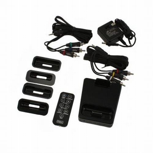 i-Tec T1013B  Idock for iPod (Black) by i-tec