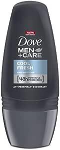 Dove Men Antiperspirant Roll On deodorant, Cool Fresh, 50ml