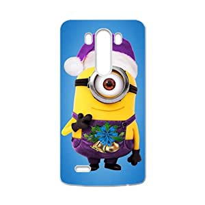 Cartoon lovely Minions cute cell phone case for LG G3
