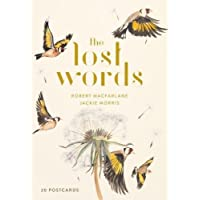 The Lost Words 20 Postcard Pack