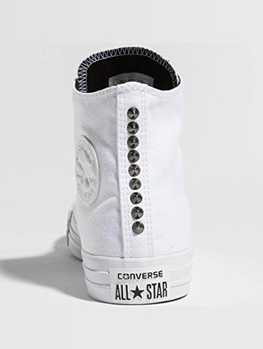 Converse Womens All Canvas Taylor Trainers Star Black Chuck Hi White twwRdr