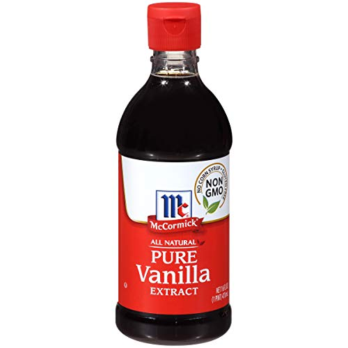 McCormick All Natural Pure Vanilla Extract, Gluten-Free Vanilla