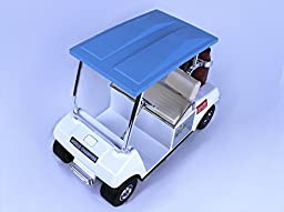 Miniature Golf Cart Novelty Alarm Clock