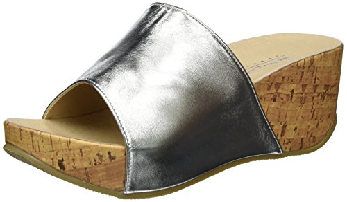 1543427 Silber Andrea Conti Silber Mules Femme TwqYTW7xO6