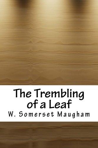Read Online The Trembling of a Leaf pdf
