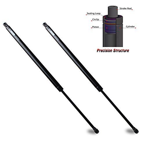 Absorber Infiniti Qx56 Shock (Beneges 2PCs Liftgate Lift Supports for 2004-2014 Nissan Armada, 2004 Nissan Pathfinder Armada, 2004-2010 Infiniti QX56 Tailgate Shocks Struts 6445, PM2052, SG225020)