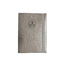 """Ignited Life Planner – Spiral 7""""x10"""" Life Planner and Gratitude Journal (Grey Cover)"""