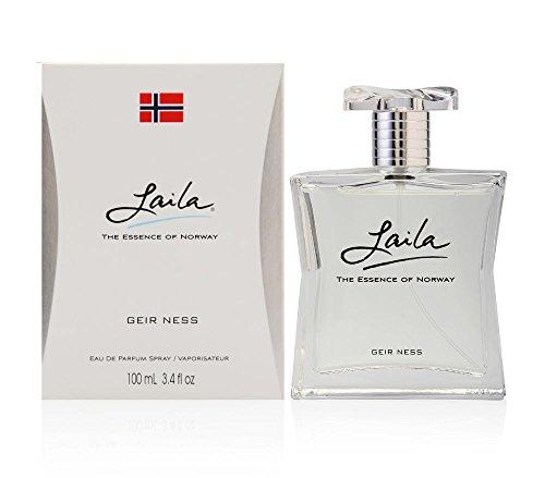 Laila Geir Ness 3.4 oz Women Eau de Parfum Spray New in Box