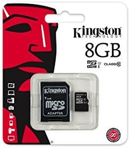 Verizon Kingston Industrial Grade 8GB OnePlus 8 5G UW 90MBs Works for Kingston MicroSDHC Card Verified by SanFlash.
