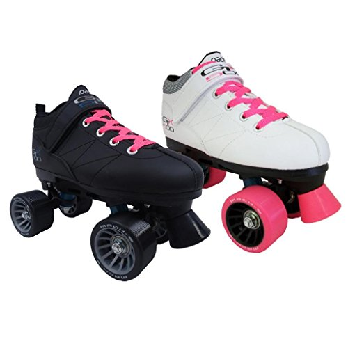 Pacer Mach-5 GTX500 Quad Speed Roller Skates with