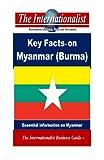 Key Facts on Myanmar (Burma), Patrick Nee, 1491085673