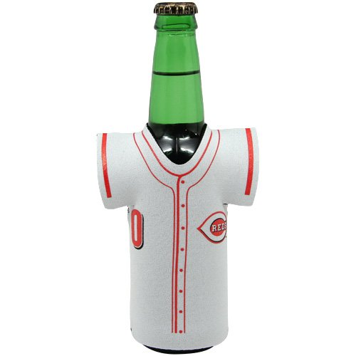 Kolder MLB Cincinnati Reds Bottle Jersey, One Size, Multicolor
