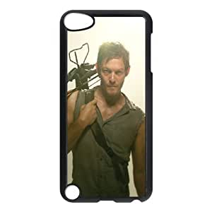 ASDFG The Walking Dead Phone case For Ipod Touch 5