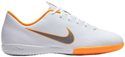 Football Enfant Academy Vapor de Chaussures Orange Mixte IC MercurialX XII Blanc Junior NIKE q8tUwvW