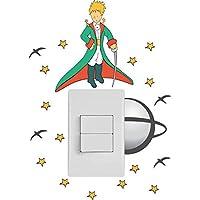 Adesivo Interruptor - Pequeno Príncipe 626i