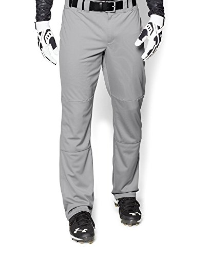 Mens Baseball Pants (Under Armour Men's UA Leadoff Baseball Pants Large Baseball)