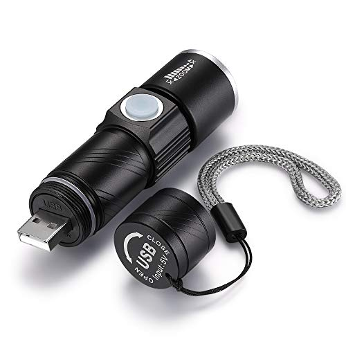 Portable Black Light Led Uv Flashlight in US - 6
