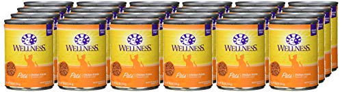 Wellness Canned Cat Food, Chicken Pate
