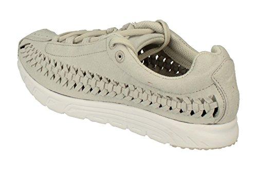 Nike Mens Mayfly Woven Casual Shoes Grigio Neutro 005