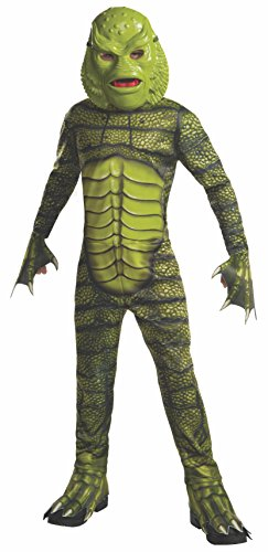 Rubie's Universal Monsters Child's Creature From The Black Lagoon Costume, ()