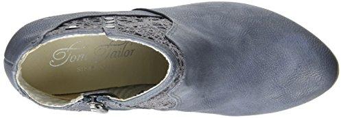 Tom Tailor 2790005, Botines para Mujer Pantalon De Mezclilla (Jeans)