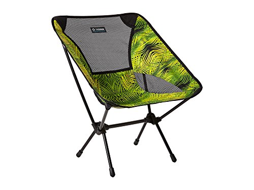 Helinox - Chair One, The Ultimate Camp Chair, Palm Leaves Print