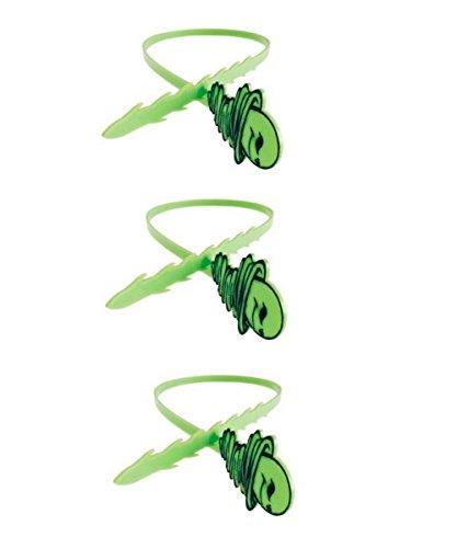 green-gobbler-hair-grabber-tool-drain-snake-hair-clog-remover-drain-opener-sinks-tubs-3-piece