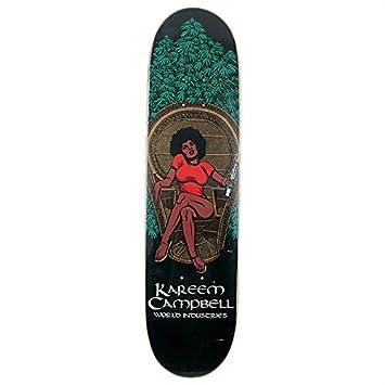 World Industries Kareem Campbell Mary Jane Neuauflage Skateboard