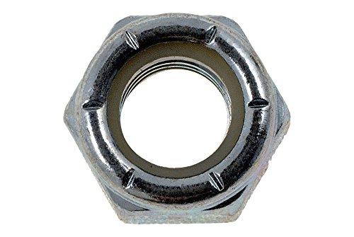 Dorman - Autograde 810-041 Hex Lock Nut With Nylon Insert-Grade 2-Thread Size- 5/16-18