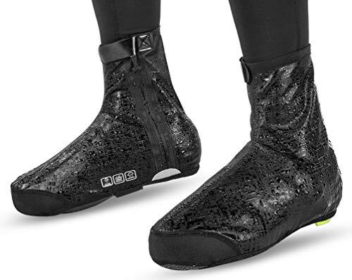 ROCK BROS Cycling Shoe Cover Waterproof Bike Cover Windproof Warmer Overshoes Mountain Road Bike Shoes Covers Fleece