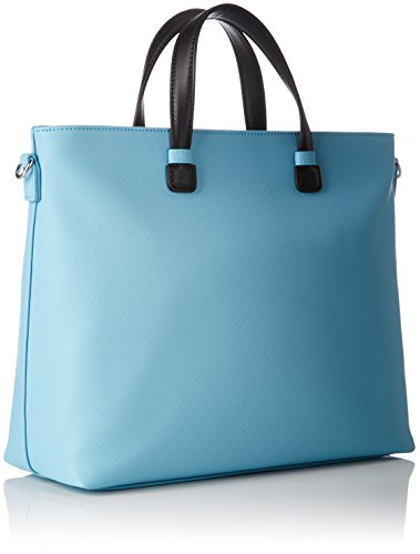 BRACCIALINI TUA Tua by Trendy, Borsa a Mano Donna, 34x26.5x115 cm (W x H x L) Blu (Celeste)