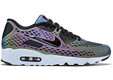 half off 784f4 54e1e Image Unavailable. Image not available for. Color  Nike Air Max 90 Ultra  Moire QS ...