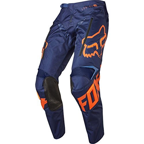 (Fox Racing Legion LT Men's Off-Road Motorcycle Pants - Blue / Size 30)