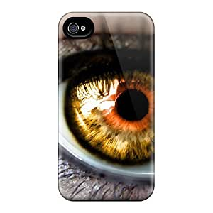 New Style 6 Protective Cases Covers/ Iphone Cases - Eye Sadness Kimberly Kurzendoerfer