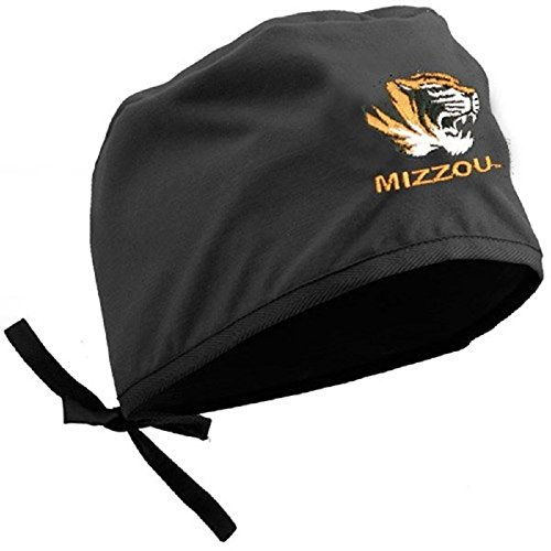 Missouri Tigers Scrubs Hat Embroidered Logo ()