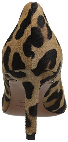 Aquatalia Women's Melina Hair Calf Pump Leopard outlet official site clearance online cheap real footlocker finishline sale online free shipping tumblr MVwbK6Gg