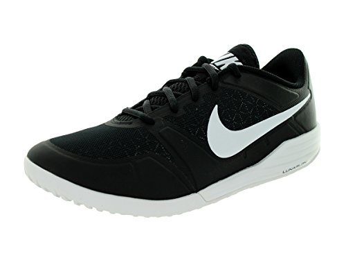 Nike Men's Lunar Ultimate Tr Black/White Training Shoe 9 Men US