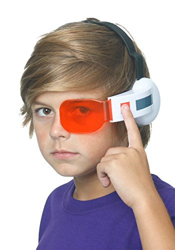 Red Dragon Ball Z Scouter - -