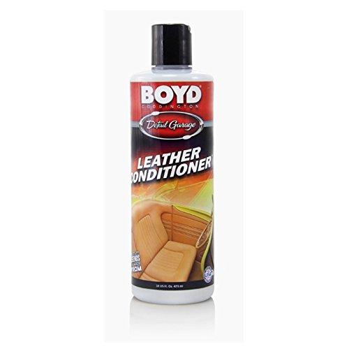 MACs Auto Parts 16-380304 Boyd Coddington Leather Conditioner 16 Ounces by MACs Auto Parts (Image #1)