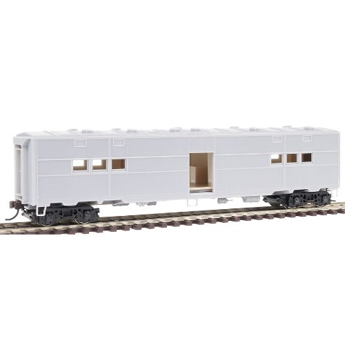 Walthers HO Scale Military - US WWII - Railroad Equipment ACF-Built Troop Kitchen Car 932-4180