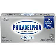 Philadelphia Original Cream Cheese, 8 oz Box