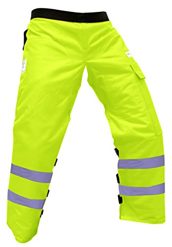 Use Chainsaw - Forester Chainsaw Safety Chaps with Pocket, Apron Style (Short 35