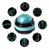 Massage Ball Manual Roller Massager 2-Pack Self