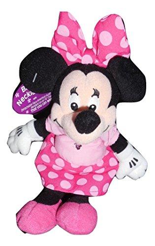 Disney Minnie Mouse Birthstone Bracelet 11'' Bean Bag - 11' Stone