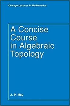 La Libreria Descargar Utorrent A Concise Course In Algebraic Topology Paginas Epub Gratis