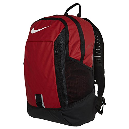 Nike Alpha Adapt Rise Laptop Backpack STUDENT book bag GYM RED
