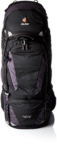 Deuter Quantum 70+10 Travel Trekking Pack with Bonus Daypack by Deuter