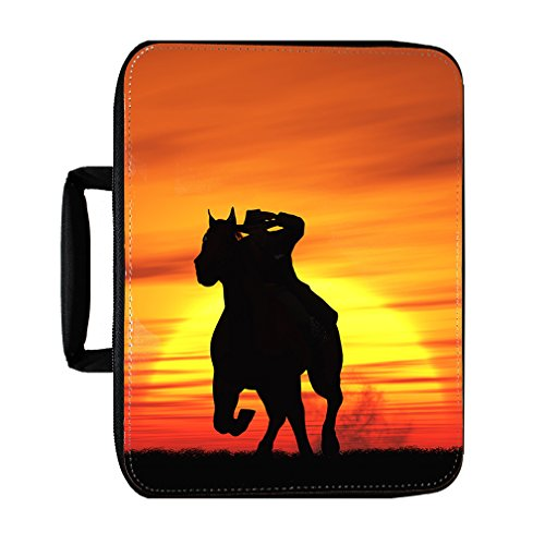 Cowboy Horse Insulated Lunch Box Bag