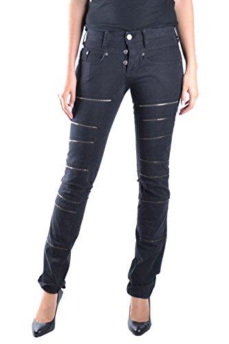 Neil Femme MCBI220050O Jeans Barrett Coton Noir 88xUwafrq