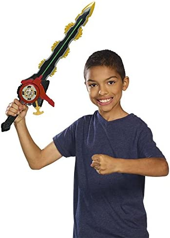 Bandai - 43530 - Power Rangers : Ultra Battle Gear Ninja Steel